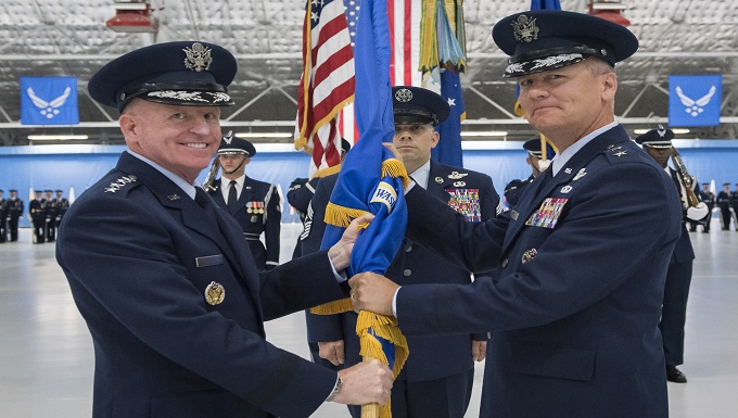 Jacobson assumes command