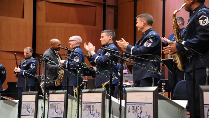Branford Marsalis with Airmen of Note